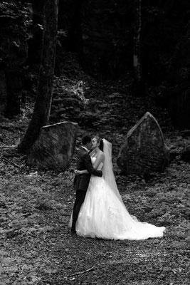 Mariage A&Q - Photo de couple - Hermitage de Saint-Valbert - Haute-Saône