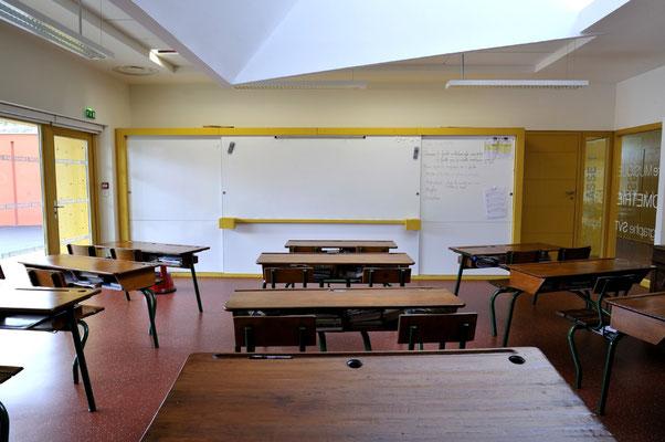 Ecole Menoncourt - Territoire de Belfort - Architecte : Thierry Gheza
