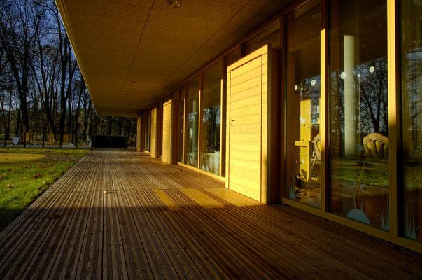 Crèche d'Amance - Haute-Saône - Architecte : Thierry Gheza