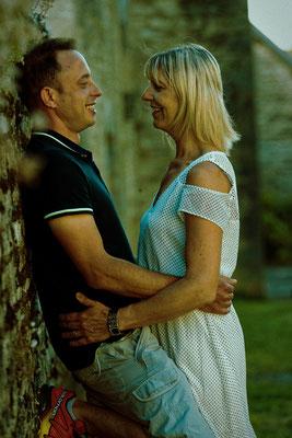 Séance photo couple engagement Carole et Philippe - Fondremand - Haute-Saône