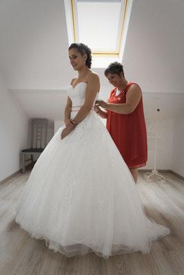 Mariage A&Q - Préparatifs de la mariée - Saint-Sauveur - Haute-Saône