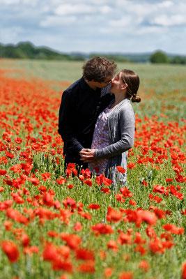 Séance photo couple engagement Aurore et Nicolas - Combeaufontaine - Haute-Saône