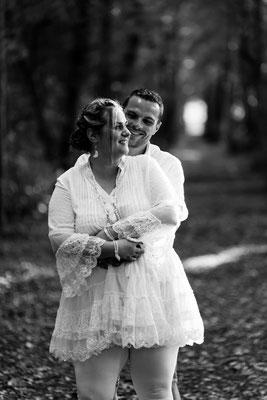 Séance photo couple engagement Ingrid et Julien - Scey-Sur-Saône - Haute-Saône