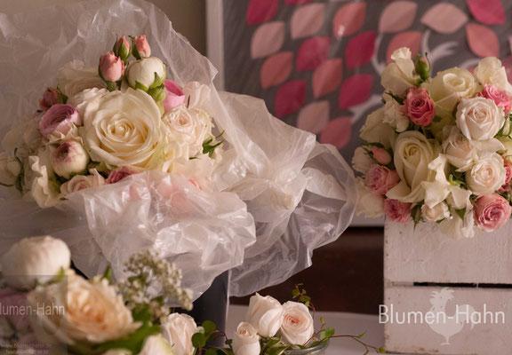 Brautdekorationen