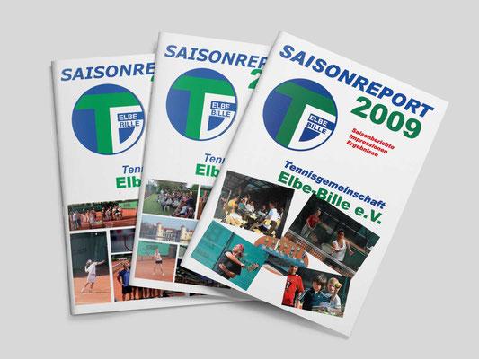 <b>KUNDE:</b>TG Elbe-Bille <br /> <b>PRODUKT:</b>Diverse Saisonreports inkl. Lokalanzeigen