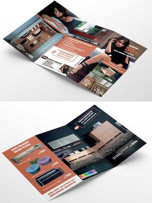 <b>KUNDE:</b> Antonio Sommer <br /> <b>PRODUKT:</b> Flyer 6-seitig Zickzackfalz