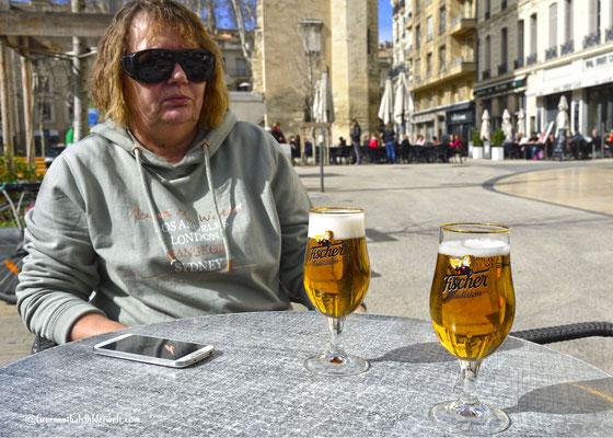 Französisches Bier aus Staßburg von Fischer