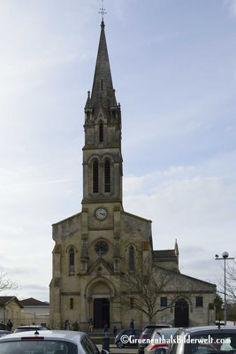 Eglise Saint Pierre de Gradignan