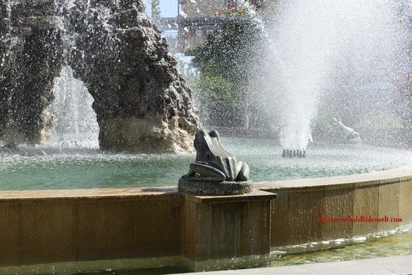 Vinaroz; Springbrunnen