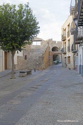 Peniscola; Calle Saiz de Carlos