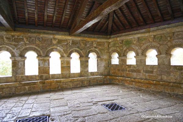 """Versammlungsraum des """"Domus Municipalis"""""""