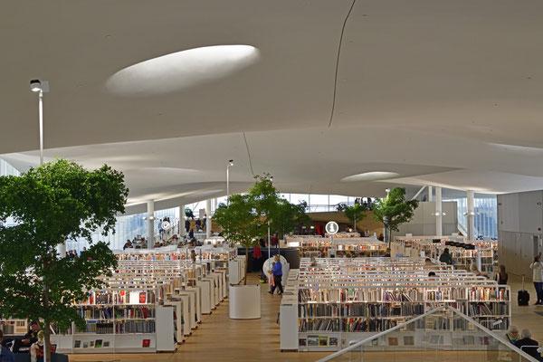 """""""Oodi"""" high-tech-Bibliothek"""