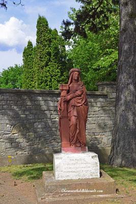 """Nothelfer """"Heilige Barbara"""" sie schützt unter anderem auch vor Blitz und Gewitter"""