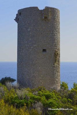 Peniscola; Torre Badum; Sierra de Irta