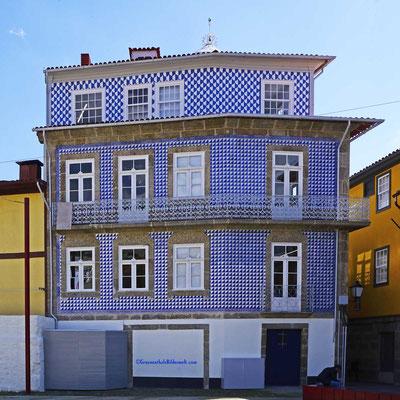 portugiesische Fliesen (Azulejos)