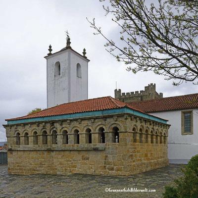 """Das """"Domus Municipalis"""", war eine Zisterne mit darüber liegendem Versammlungsraum."""