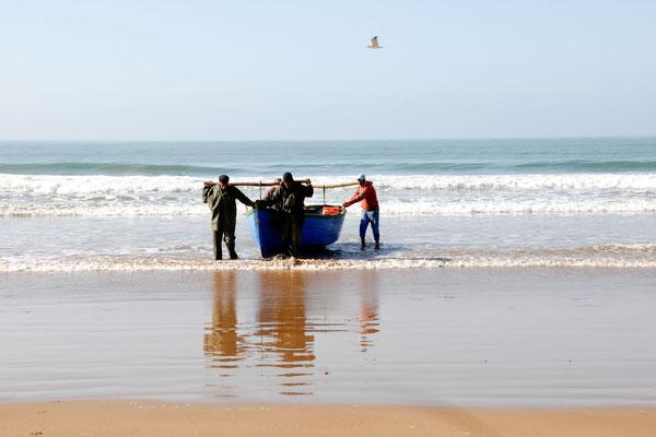Marokko; Fischer