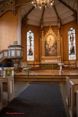 Tromsø Domkirche