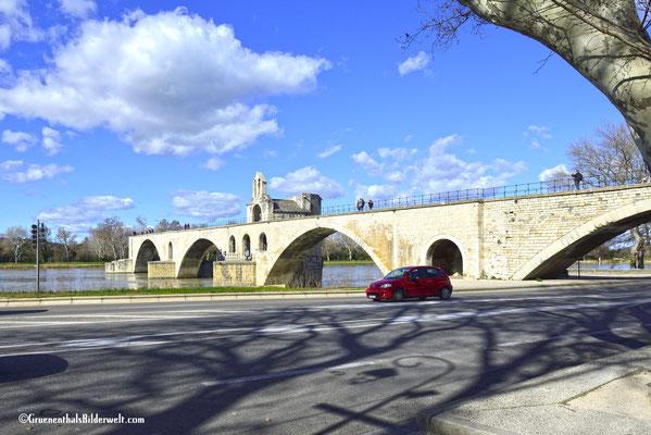 Pont Saint-Bénézet, Pont d'Avignon