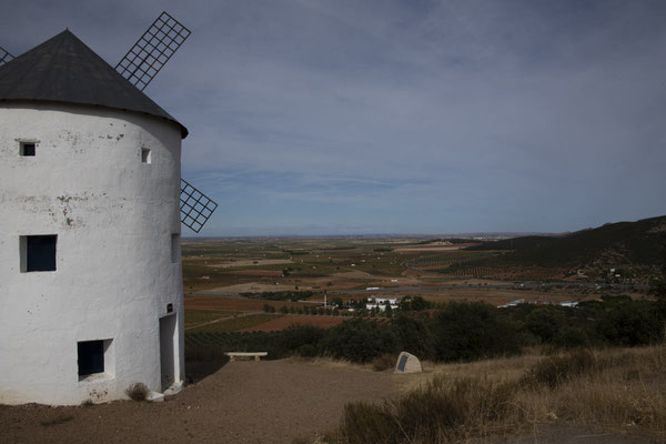 Puerto Lapice; Windmühle