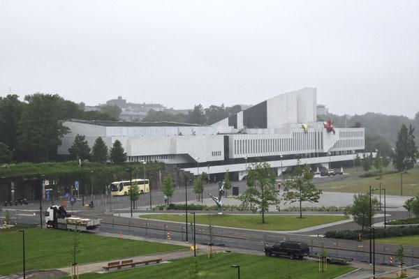 "Kongresszentrum ""Finlandia Halle"""