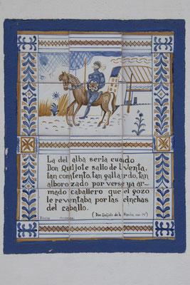 Puerto Lapice; Don Quijote