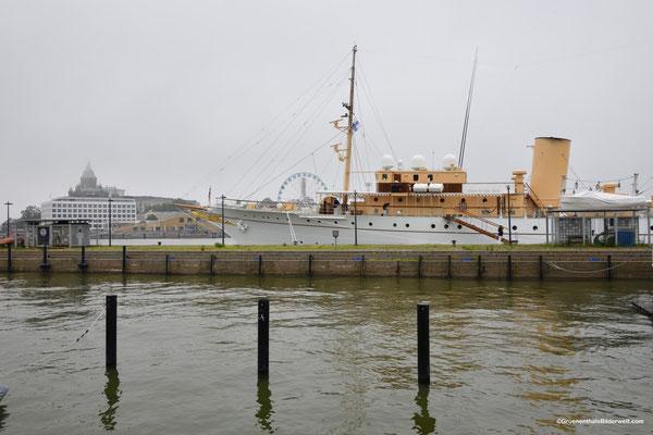 Dänische Königsyacht Dannebrog
