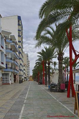 Vinaroz; Promenade