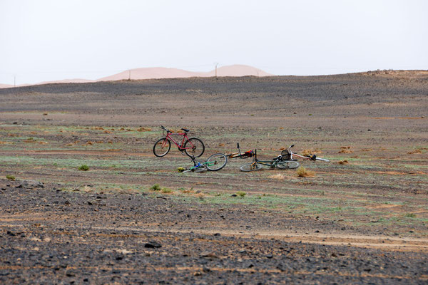 Marokko; Wüste