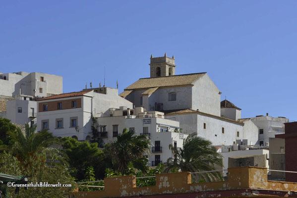 Peniscola; Kirche (Parròquia Santa Maria)