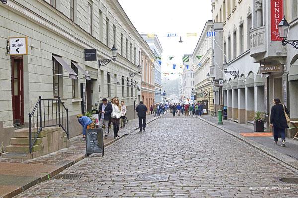 Straße: Sofiankatu