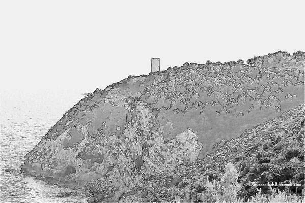 Peniscola; Sierra de Irta; Torre Badum
