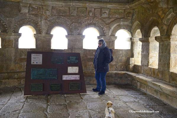 Das Gebäude ist das best erhaltene siner Art in Portugal.