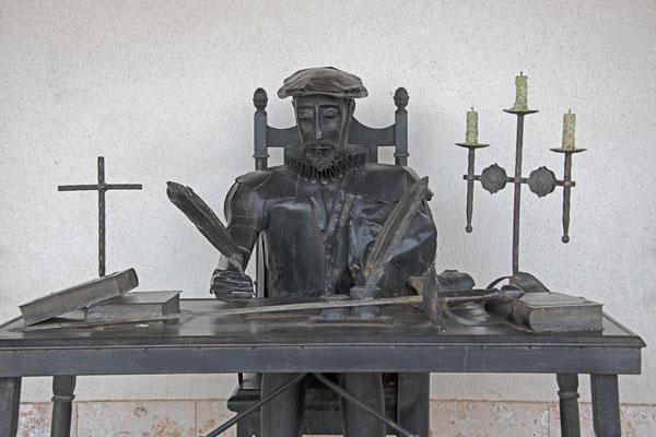 Puerto Lapice; Miguel de Cervantes