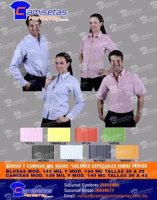 camisas de vestir para empresas