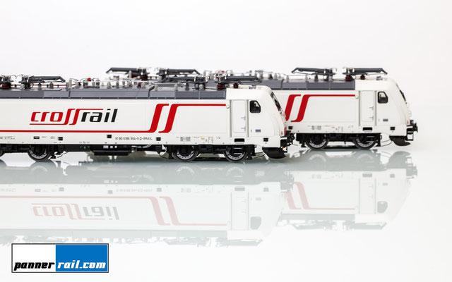 Jinbei EF-60 LED: Modelleisenbahn ACME Br 186 Crossrail