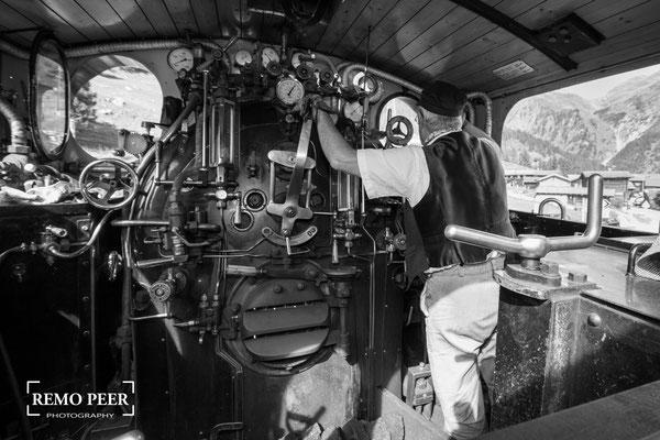 Dampfbahn Furka Bergstrecke (Remo Peer, Fotograf Luzern-Zug-Zürich)