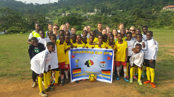 You4Ghana Cup 2017