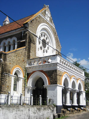 Methodist Church in Galle