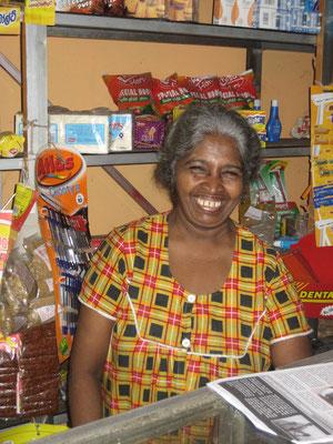 Shopbesitzerin