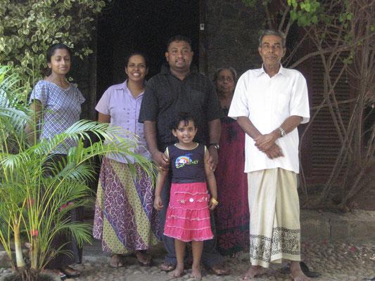Im Kreise der Familie