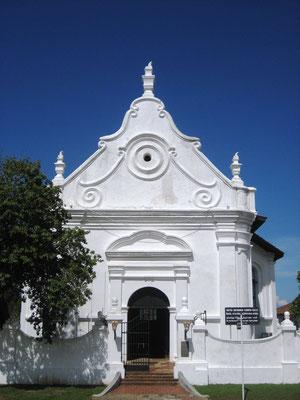 Groote Kerk in Galle