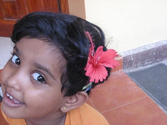 Venuji, die kleine Prinzessin