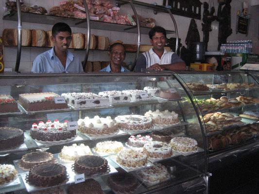Mitarbeiter in der South Oriental Bakery, Galle