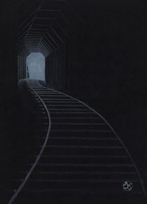 Licht am Ende des Tunnels  270.-€