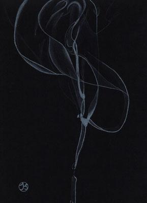 Vom Rauch gezeichnet  150.-€