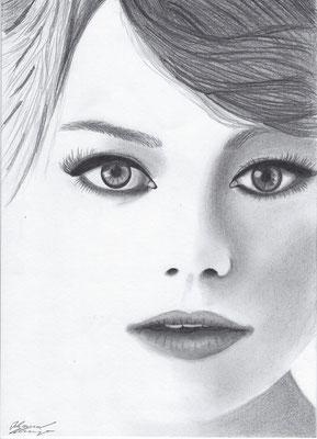 Emma Stone  250.-€