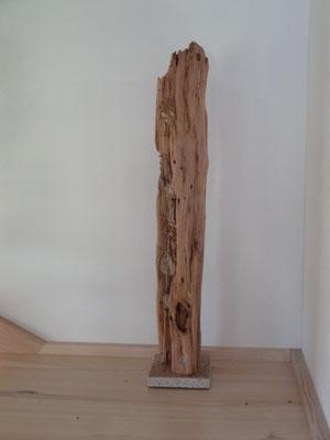 Skulptur Schwemmholz