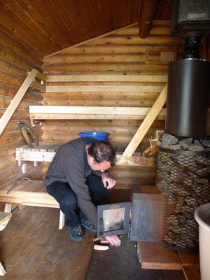 Finland sauna 2012