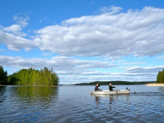 Finland lake 2012